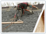 Roofng instalation on a house - with Demitonal Shinlges and some Repairs on the Flat roofing area , Guaranteed - Call for your free roofing estimate in Rochester - oxford - rochester- troy-clarkston- oakland twp. orion twp. the south / east  michigan